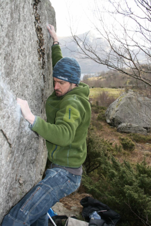 photographer: Jarle Sæterstøl, in photo: Ronny Sjøthun