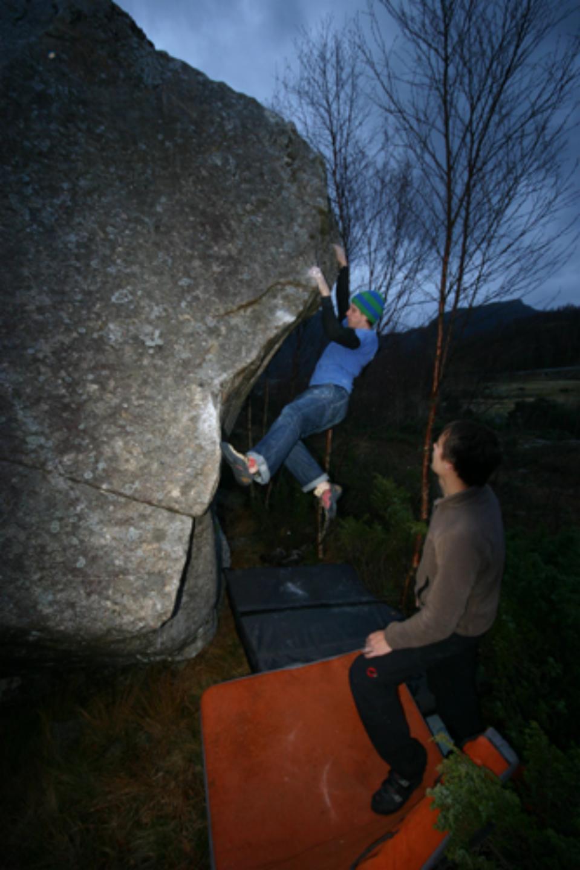 photographer: Grim Gjeldvik, in photo: Stian Engelsvoll