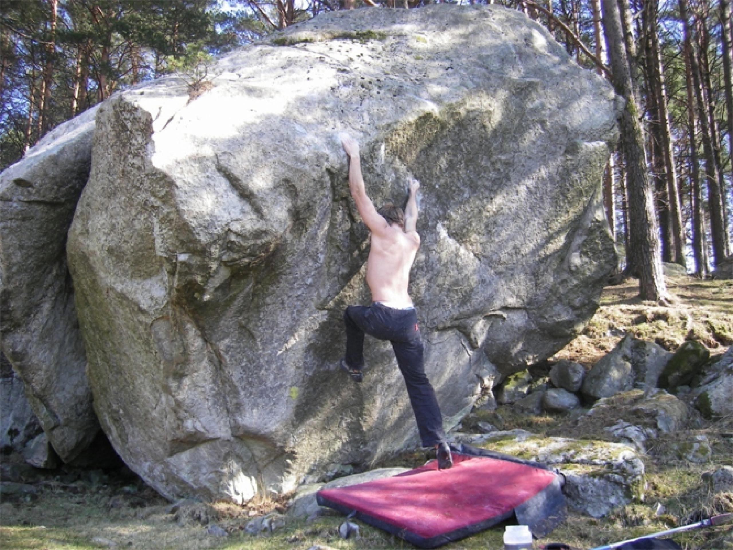 photographer: Kaja Raa Storaker, in photo: Jan Eivind Danielsen