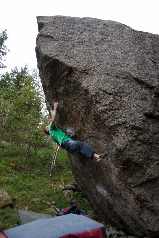 photographer: Tore Årthun, in photo: Jarle Risa