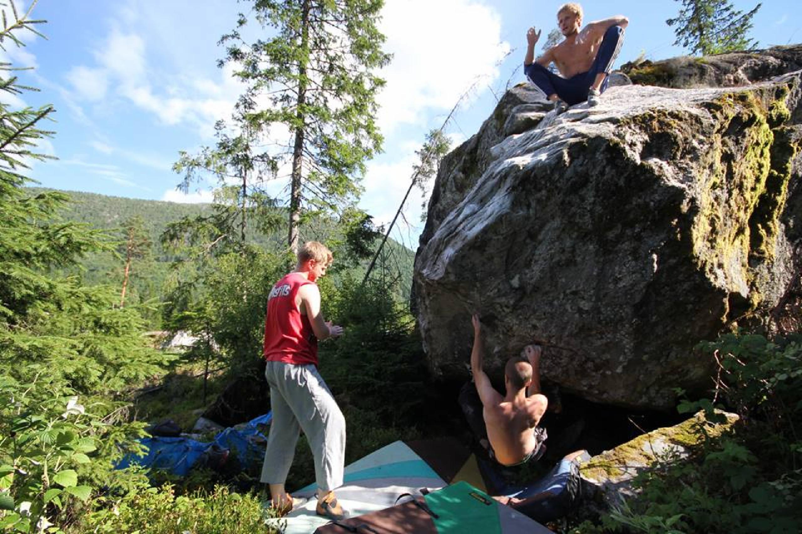 photographer: Lasse Steinmoen, in photo: Jostein Øygarden, Stian Engelsvoll, Tore Årthun