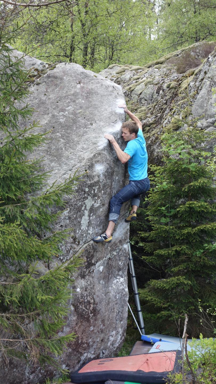 photographer: Jostein Øygarden, in photo: Jostein Øygarden