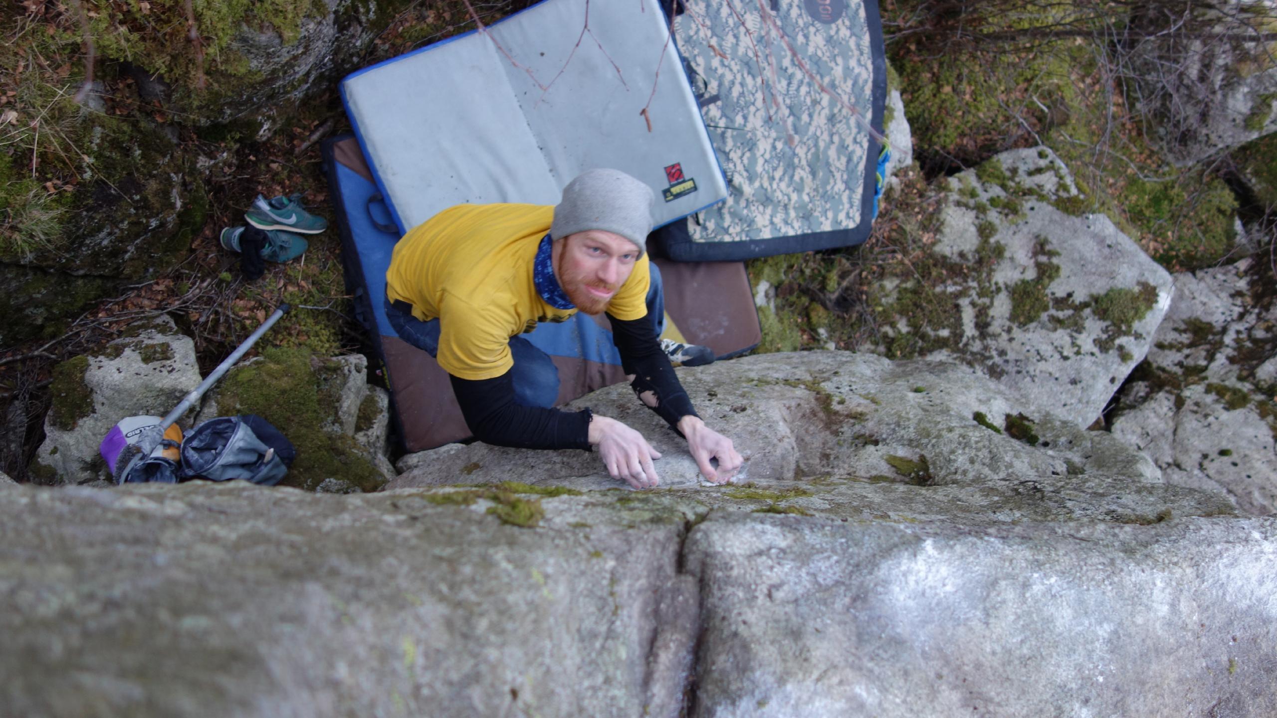photographer: Jostein Øygarden, in photo: Eivind Helgøy