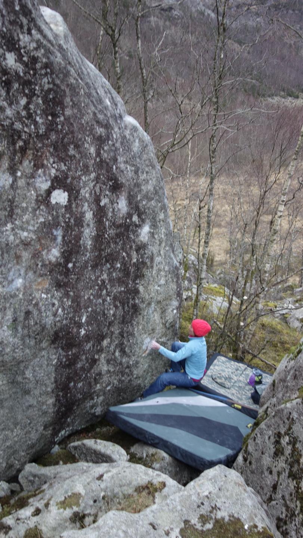 photographer: Jostein Øygarden, in photo: Olaug Line