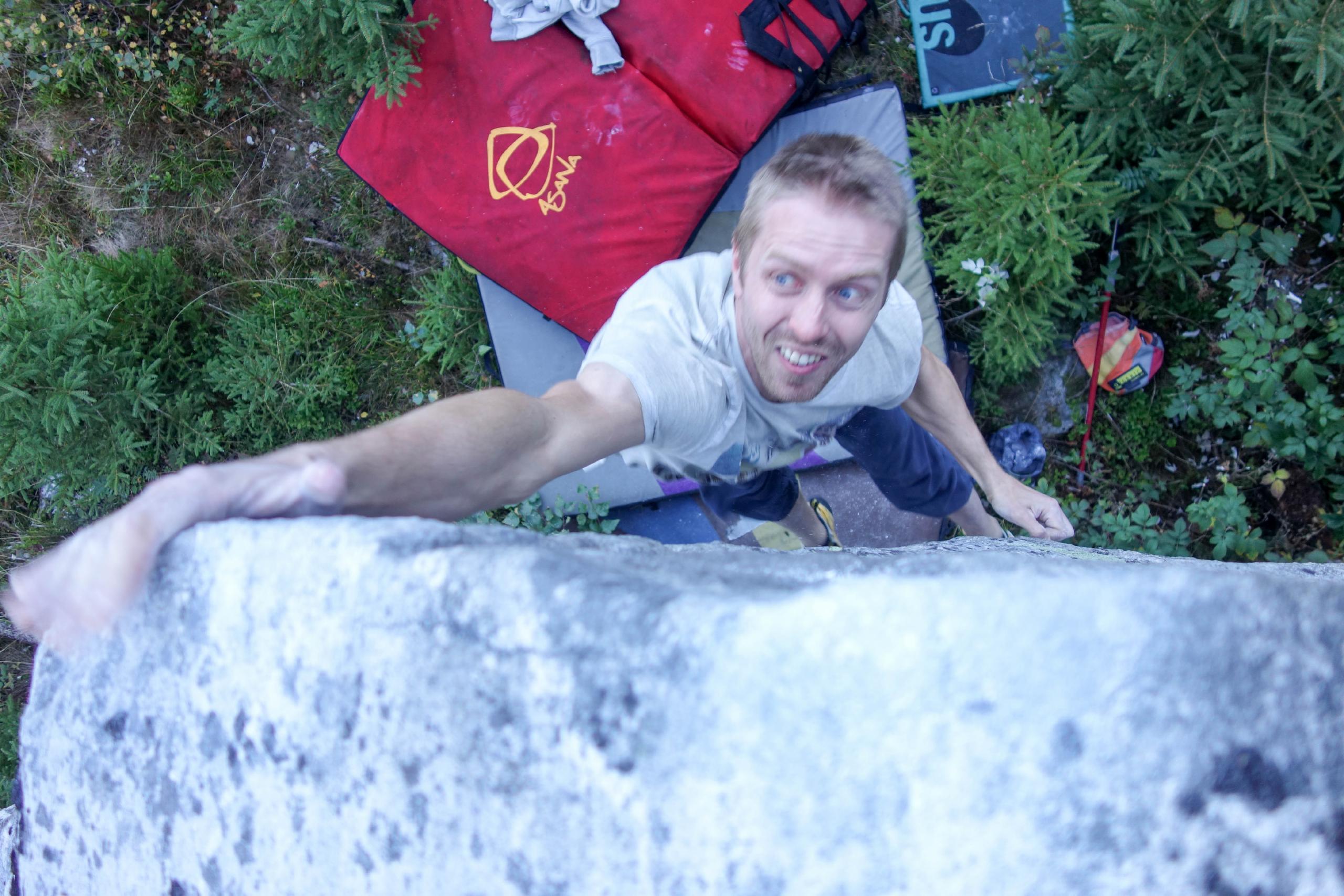 photographer: Jostein Øygarden, in photo: Ole Johnny Sandvik