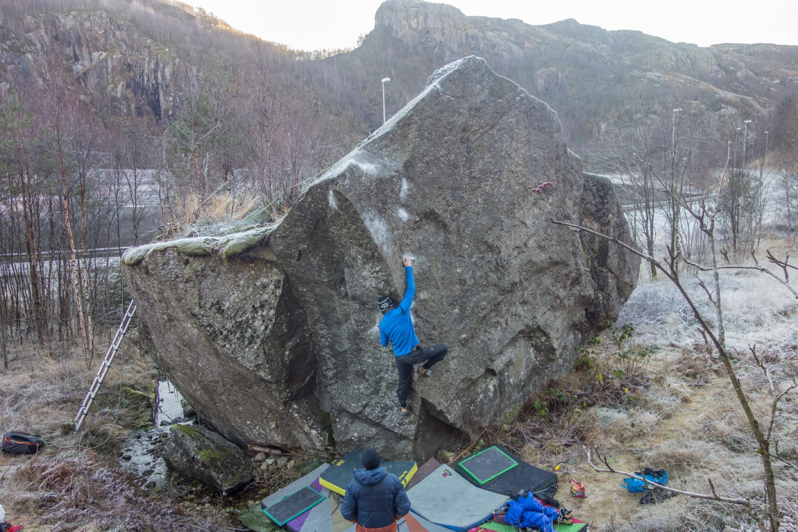 photographer: Jostein Øygarden, in photo: Fredric Schibstad Møllerop