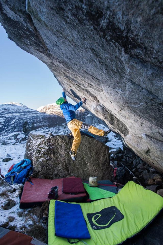 photographer: Øyvind Salvesen, in photo: Jarle Risa