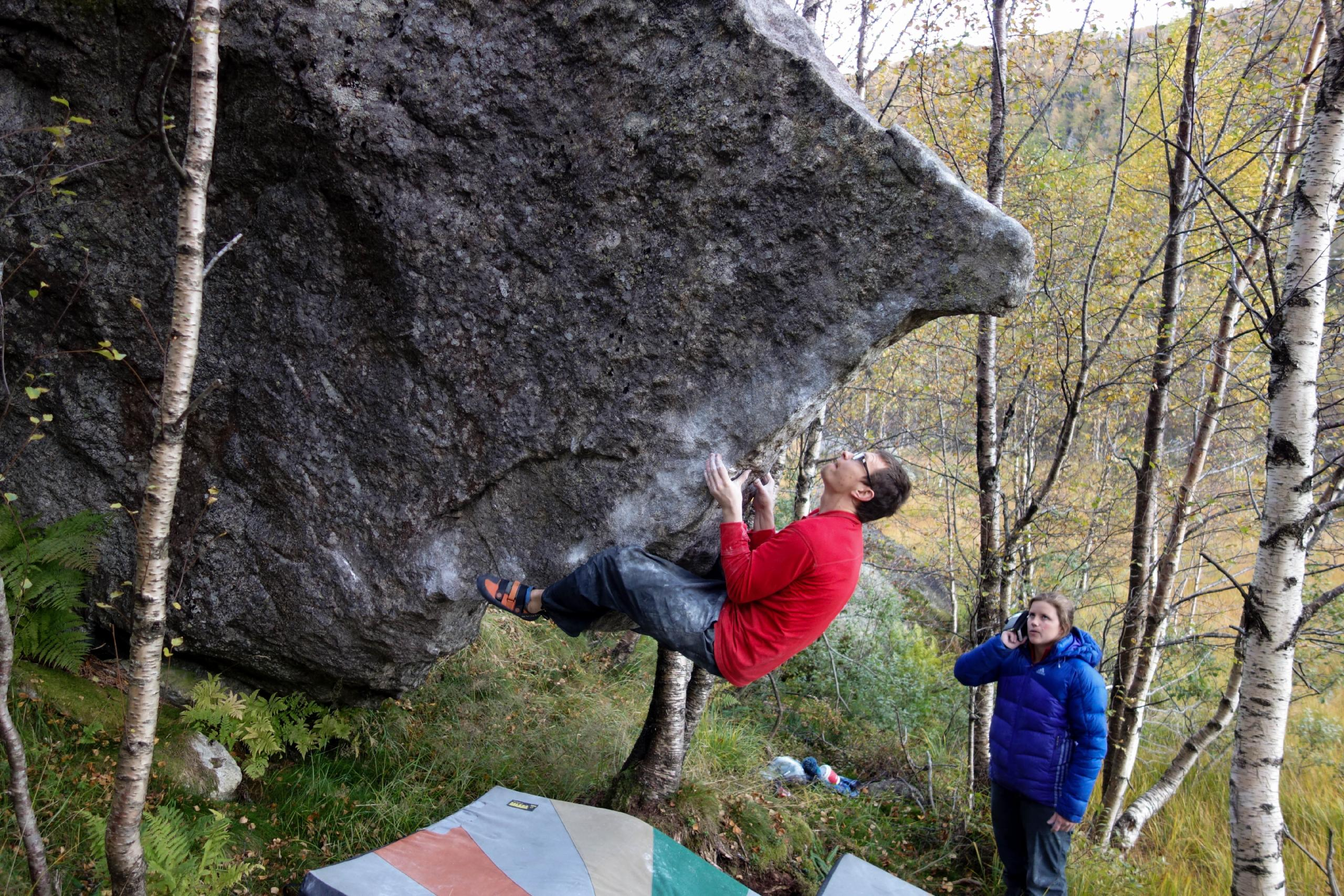 photographer: Jostein Øygarden, in photo: Chris Christensen