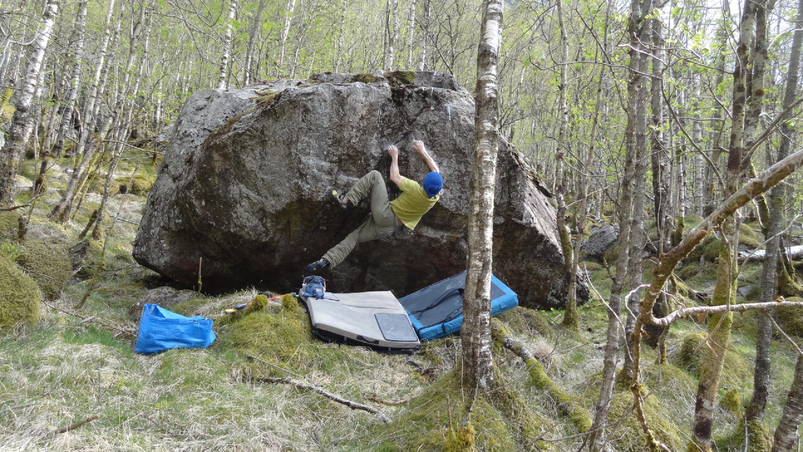 photographer: Kjell Jabjør, in photo: Kjell Jabjør