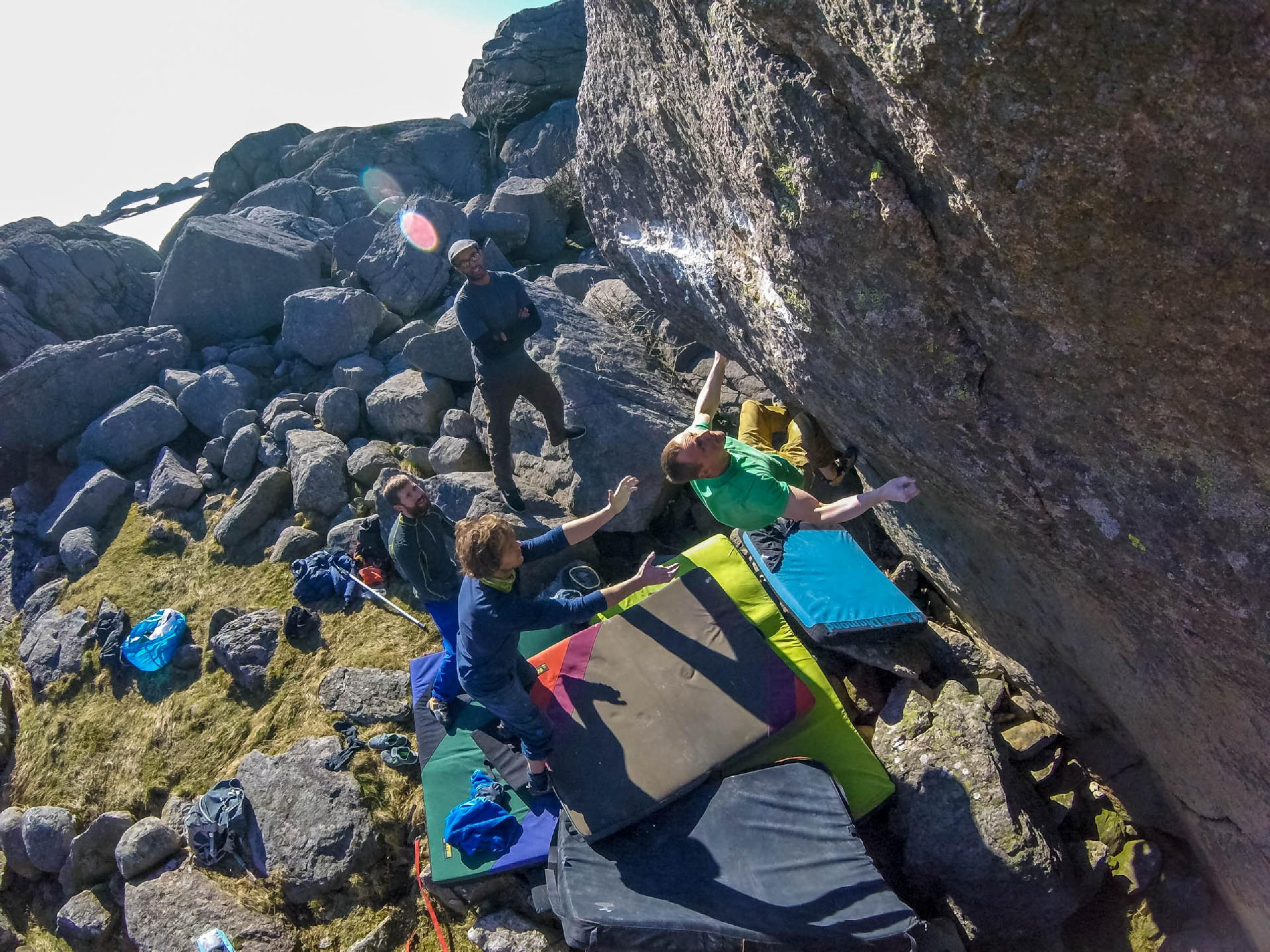 photographer: Jostein Øygarden, in photo: Jarle Risa