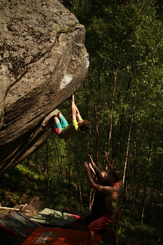 photographer: Fredric Schibstad Møllerop, in photo: Chris Christensen
